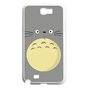 DDOUGS Totoro DIY Cell Phone Case for Samsung Galaxy Note 2 N7100, Discount Totoro Case