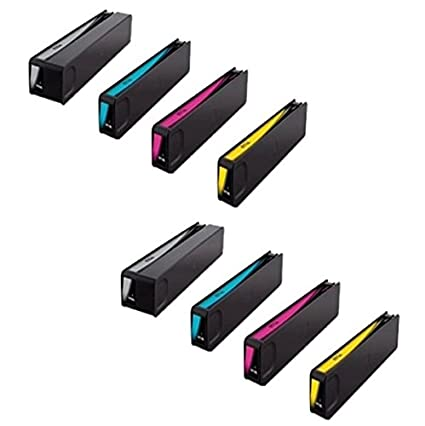 Prestige Cartridge 8 XL Compatible 970XL 971XL Cartuchos de Tinta ...