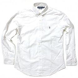 Ralph Lauren Men Custom Fit Pony Logo Oxford Shirt