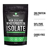 All Natural New Zealand Whey Protein Isolate | Anytime Supplement | Grass Fed