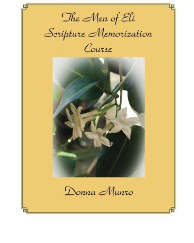 Download The Men of Eli Scripture Memorization Course PDF