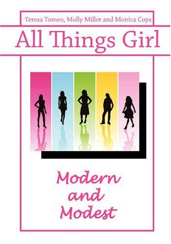 All Things Girl: Modern and Modest by Brand: Bezalel Books (Image #1)