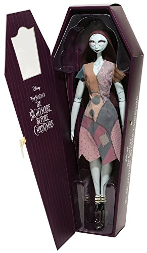 The Nightmare Before Christmas SALLY 14 Inch Limited Edition Coffin Doll Hot Topic Exclusive 2017 -