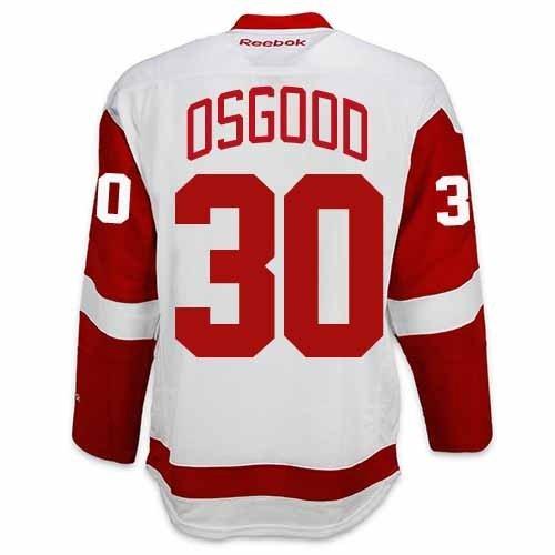 d92dde20d ... CCM vintage jersey delicate Chris Osgood Detroit Red Wings Reebok  Premier Away Jersey NHL Replica Amazon.com ...