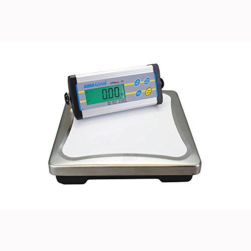 Standard Bench Scales - Adam Equipment CPWplus 35 Bench Scale, 75lb/35kg Capacity, 0.02lb/10g Readability