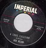 A LONG VACATION 7 INCH (7