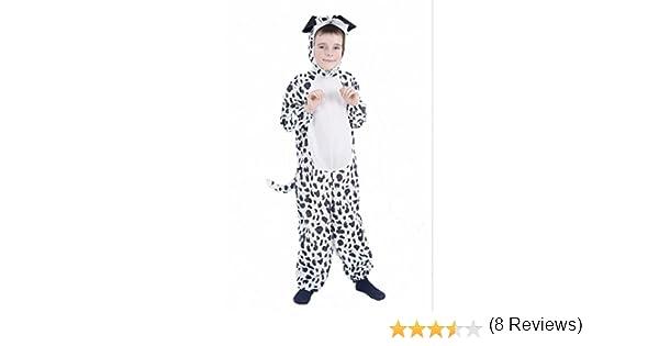 Disfraz de perro dálmata para niño o niña: Amazon.es: Juguetes y ...