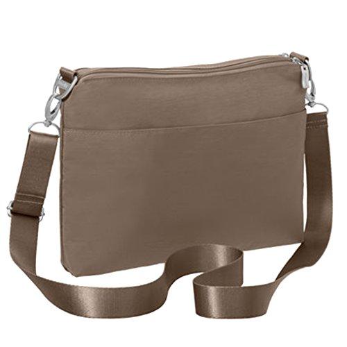Light Baggallini Travel Tablet Purse Wristlet Key RFID Portobello Bag Bundle Chin 5qP8Sxrnqw