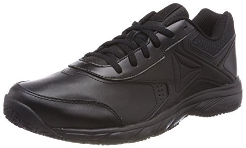 Reebok Women's Work N Cushion 3.0 Nordic Walking Shoes, Black Black (Black Black)