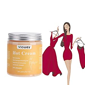 Viowey Cellulite Cream – 250gram Body Slimming Firming Cream Fat Burner Hot Cream for Tightening Skin Body Shaper 41acqOJVGrL  Eveline Cosmetics Slim Extreme 4D Super Concentrated Cellulite Cream with Night Lipo Shock Therapy 41acqOJVGrL