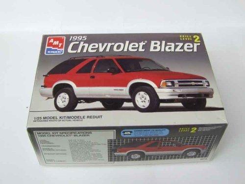 #8978 AMT/Ertl 1995 Chevrolet Blazer 1/25th Scale Plastic Model Kit,Needs Assembly by AMT Ertl (Chevrolet Blazer Model compare prices)