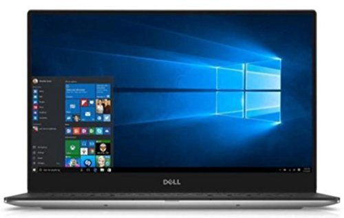 Dell XPS 13 9360 13.3'' Full HD Anti-Glare InfinityEdge Touchscreen Laptop Intel 7th Gen Kaby Lake i5 7200U 8GB RAM 128GB SSD by Dell