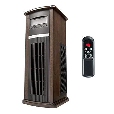 Haier 2 in 1 Infrared Heater Fan Combo Unit