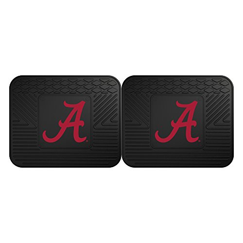 - Fanmats 12275 University of Alabama Utility Mat - 2 Piece
