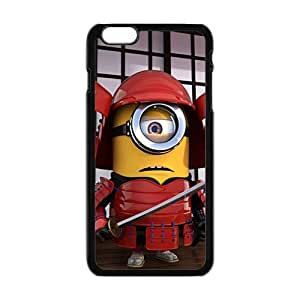 Red armour Minions Cell Phone Case for iPhone plus 6