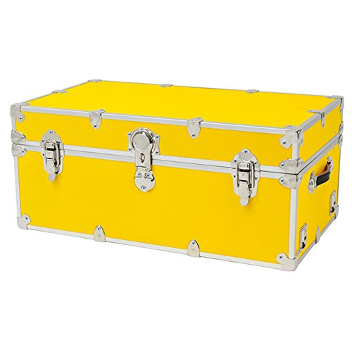 Rhino Armor College & Camp Trunk w/Wheels & Tray - Large - 32