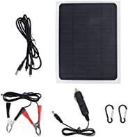 Yardwe Solar Panel Kit Solar Charge Controller Solar Portable Battery Chargers for RV Marine Boat Off Grid Sys