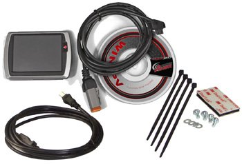 Tuner Kit (MFG#: PV-2) Fits Softail 2011/2012 & Dyna 2012-by-DynoJet Research by Dynojet