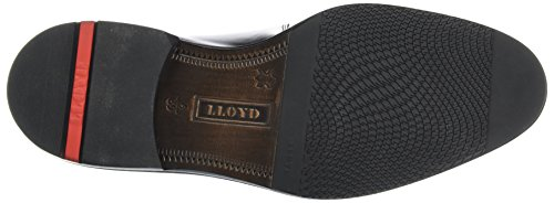 LLOYD Lodz, Scarpe Stringate Uomo Nero (Nero)