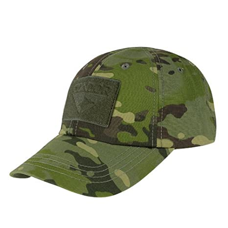 factory price fe872 5eed3 Amazon.com  Condor Tactical Cap (A-TACS, One Size Fits All)  Sports    Outdoors