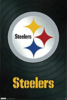 f2bf463126f Amazon.com: Pittsburgh Steelers Limited Poster Artwork ...