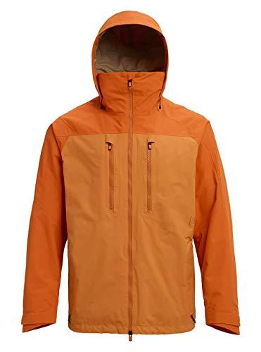 Mens Flex Cord Pant - Burton Men's Ak Gore-Tex Swash Jacket, Golden Oak/Maui Sunset, XX-Large