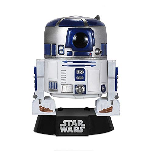 Funko Pop!- Pop Star Wars R2-D2 Bobble, Multicolor (3269)