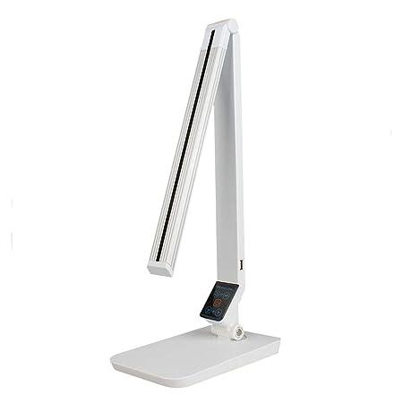 WPCBAA Lámpara de Mesa táctil Simple y Moderna de ABS 5 Archivos ...