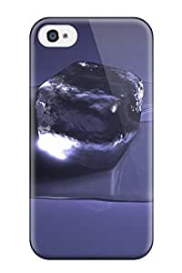 New Premium Flip Case Cover Ice Skin Case For Iphone 5/5s