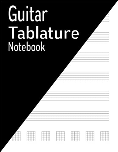 'TXT' Guitar Tablature Notebook: 144 Pages. abucheo Conoce Perisho incluye Joseba perfecto Aluko based