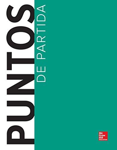 Puntos (Student Edition) Standalone Book