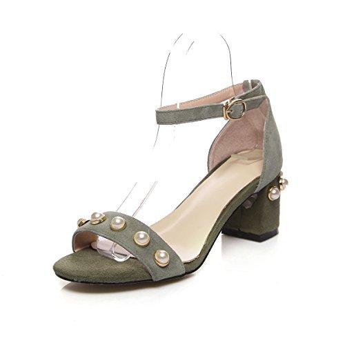 tacco Borsa levigatura e Thirty donna femmina estate alto nine calzature qrvwEfxrpn