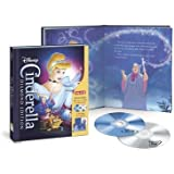 Cinderella Diamond Edition DVD + Blu Ray + Storybook [Blu-ray]
