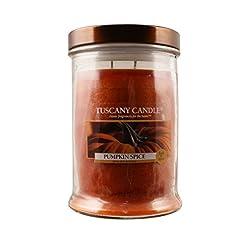 Langley Empire Candle Tuscany, Mottled, ...