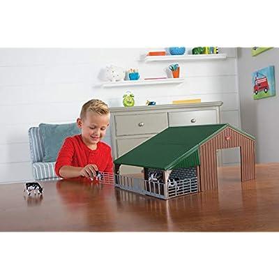 ERTL 1: 32 Scale Dual Purpose Building: Toys & Games
