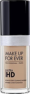 MAKE UP FOR EVER Ultra HD Foundation - Invisible Cover Foundation 30ml