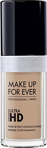 MAKE UP FOR EVER Ultra HD Invisible Cover Foundation 120 = Y245 – Soft Sand