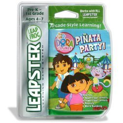 Dora Boots Pinata - Leapster: Dora the Explorer - Pinata Party