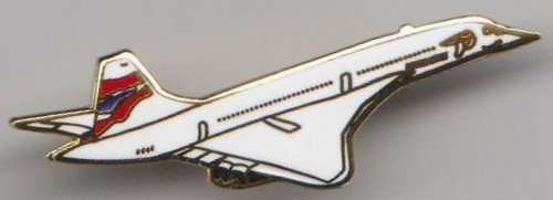 british airways badge - 1