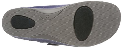 Rohde Amalfi, Women's Flat Platform Blue (Jeans 55)