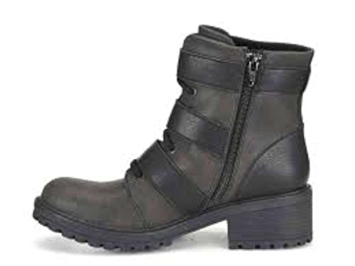Born Womens Rosalee Closed Toe Ankle Fashion Boots, Grey, Size 7.5