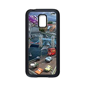 Samsung Galaxy S5 Mini Case,Cars Movie High Definition Wonderful Design Cover With Hign Quality Rubber Plastic Protection Case