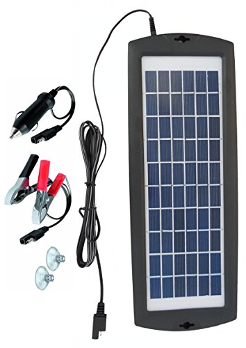 Sunway-Solar-Car-Battery-Charger-Portable-Solar-Power-Trickle-Charger-Maintainer-Backup-For-12V-Battery-of-Auto-RV-Motorcycle-Boat-Marine-Vehicle-Tractor-ATV-Snowmobile-Watercraft