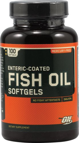 Optimum Nutrition Fish Softgels Pack