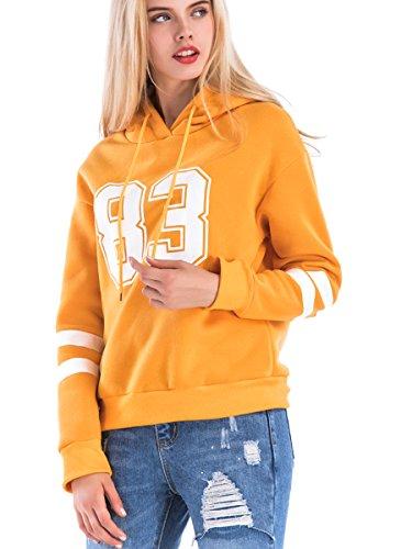 St. Jubileens Women Hoodie Sweatshirt Long Sleeve Simple Sty