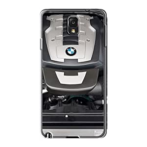 Premium Protection Bmw 6 Series Engine Cases Covers For Galaxy Note3- Retail Packaging Black Friday