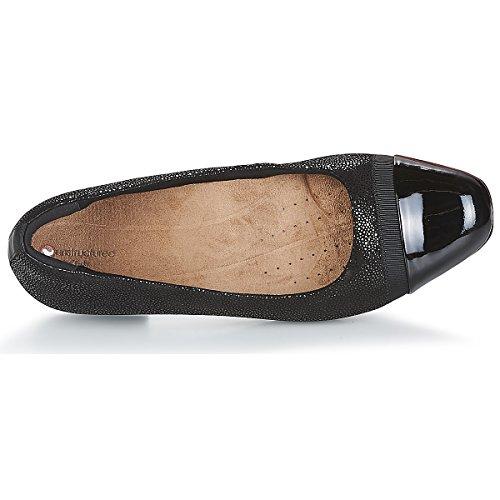Schuhe Womens Clarks Casual Rosa Schwarz Keesha Interesse wqnACIpn