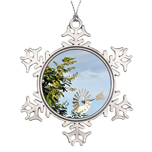 Cheyan Queensland Tree Branch Decoration Windmill Australia Halloween Tree Snowflake Ornaments