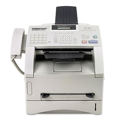 Brother - intelliFAX-4100e Business-Class Laser Fax Machine, Copy/Fax/Print FAX-4100E (DMi EA