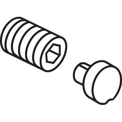Addison Roman Tub Handle Button and Set Screw
